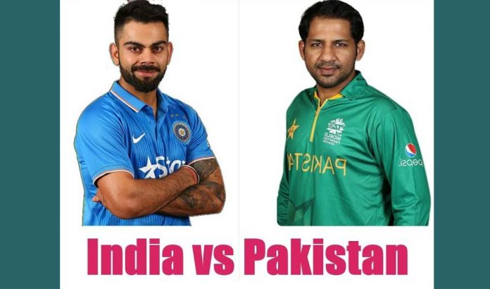 india vs pakistan captain