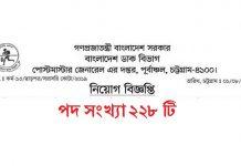 National Security Intelligence Bangladesh Job Circular 2019